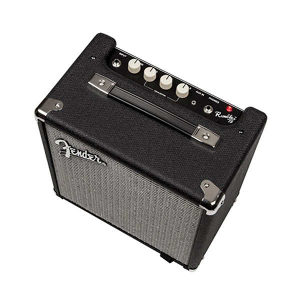 fender rumble 15 v3 bass combo amp b stock at gear4music. Black Bedroom Furniture Sets. Home Design Ideas