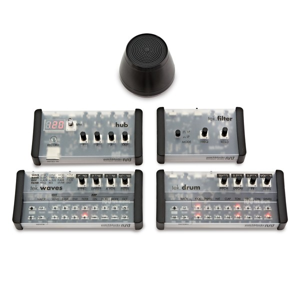 Patchblocks Minijam Studio, Full Kit