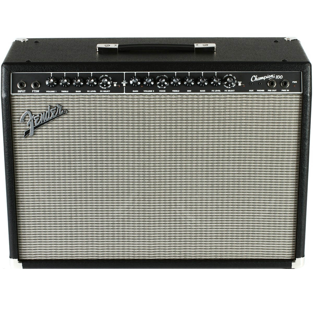 fender champion 100 guitar combo amp with effects b stock at gear4music. Black Bedroom Furniture Sets. Home Design Ideas