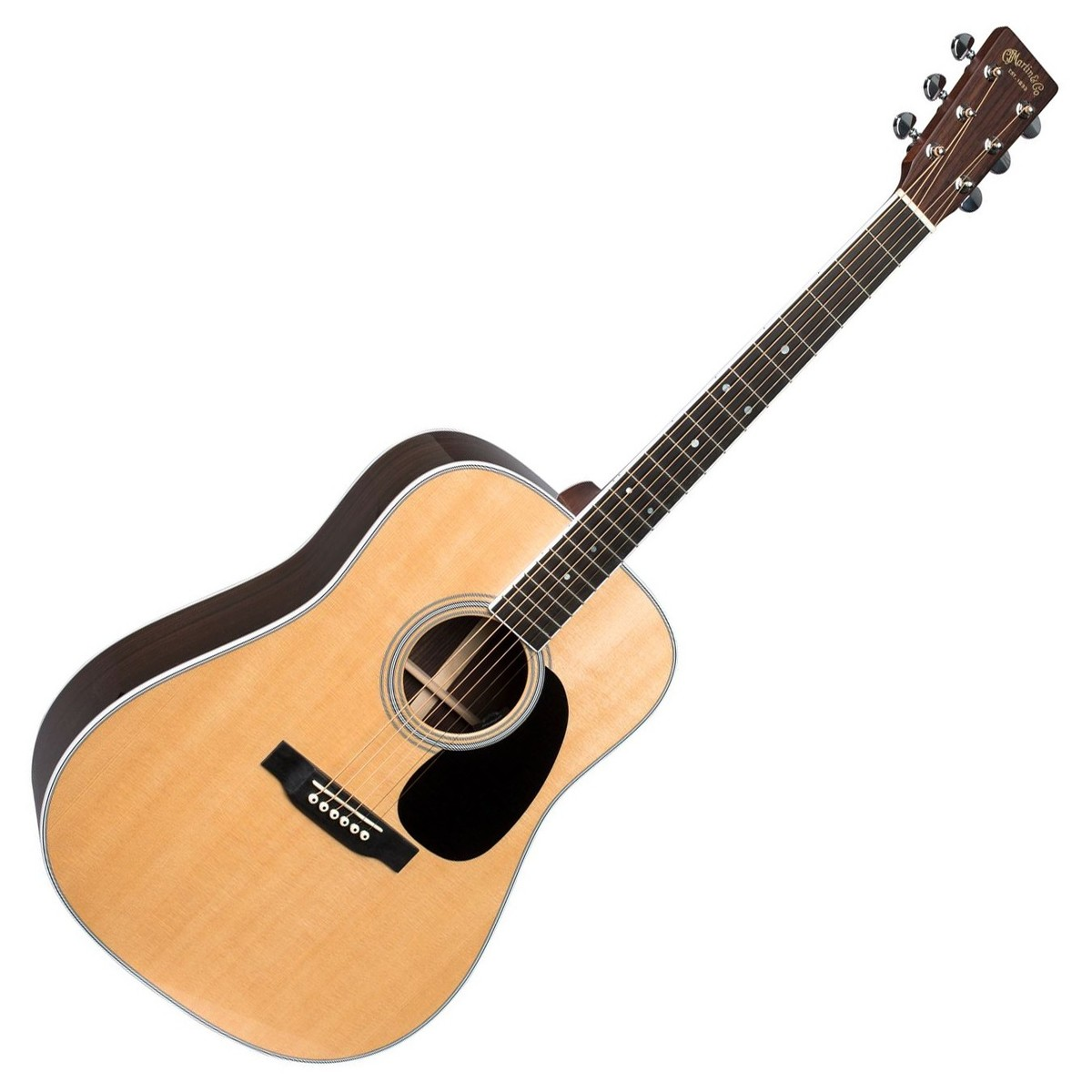 Click to view product details and reviews for Martin D 35e W Fishman Thinline Gold.