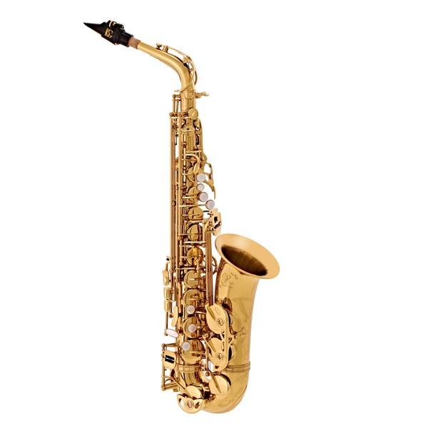 Trevor James SR Alto Saxophone, Gold Lacquer