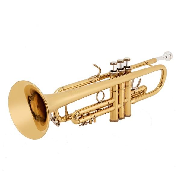 Bach Stradivarius Trumpet, LR180-37, Reverse Lead Pipe, Lacquer