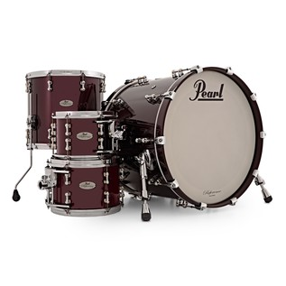 Pearl Reference Pure 22'' American Fusion Shell Pack, Black Cherry