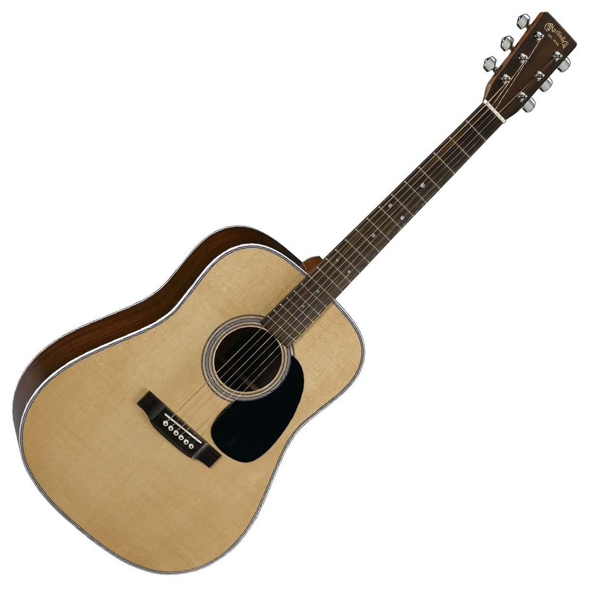 Click to view product details and reviews for Martin D 28e W Fishman Thinline Gold.
