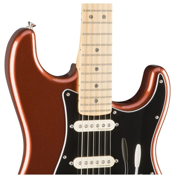 fender deluxe roadhouse stratocaster electric guitar classic copper b stock at gear4music. Black Bedroom Furniture Sets. Home Design Ideas