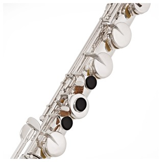 Pearl PFB-305E Bass Flute with Curved Headjoint and Split E