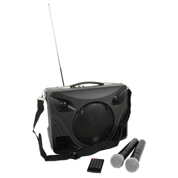 QTX Portable Desktop PA with Bluetooth - Main