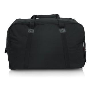 Gator GPA-712LG 12'' Portable Speaker Bag with Wheels, Back