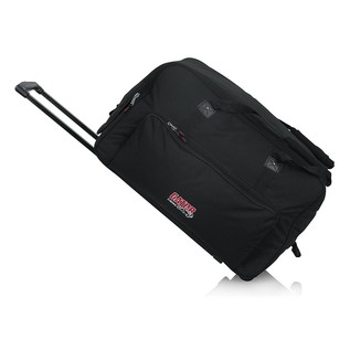 Gator GPA-712LG 12'' Portable Speaker Bag with Wheels