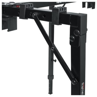 Frameworks GFW-UTL-WS250 Adjustable T-Stand Folding Workstation 3