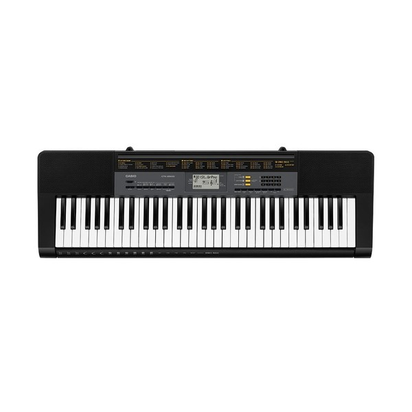 Casio CTK-2500 Portable Keyboard, Black