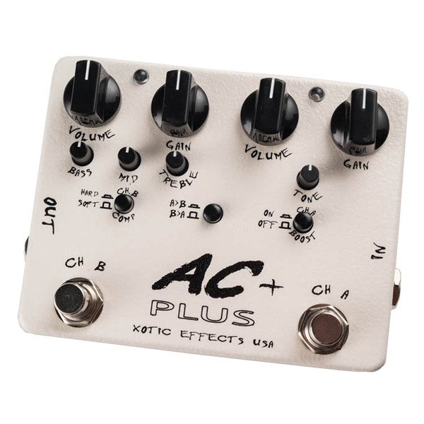 Xotic Effects AC Plus Overdrive & Boost