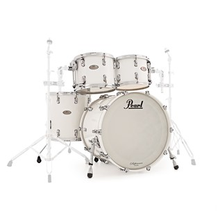 Pearl Reference 22'' Rock Shell Pack, Arctic White