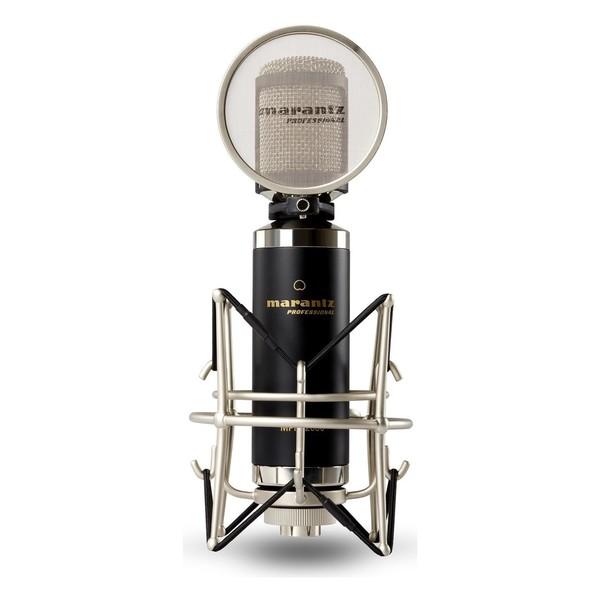Marantz MPM-2000 Condenser Microphone - Front