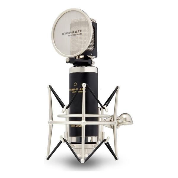 MPM-2000 Condenser Microphone - Angled