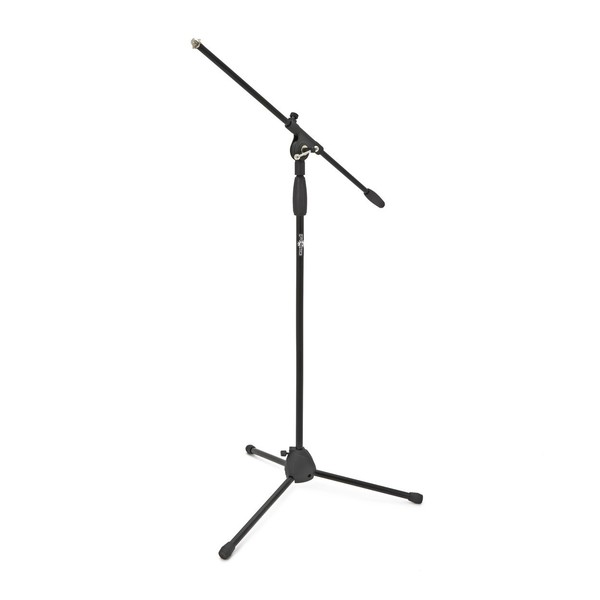 Boom Mic Stand by Gear4music - Angled