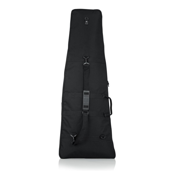 Gator GBE-EXTREME-1 Extreme Electric Guitar Gig Bag, Back
