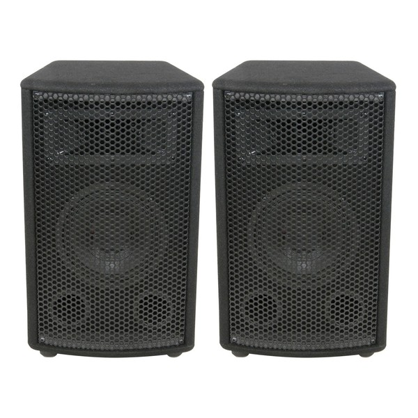 "QTX QT6 6.5"" Passive PA Speakers, Pair"