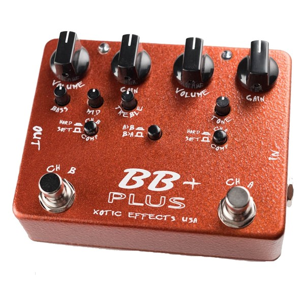 Xotic Effects BB Plus Preamp Overdrive