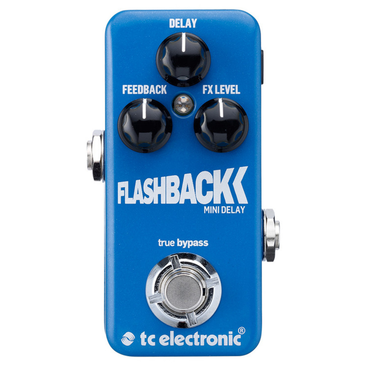 Click to view product details and reviews for Tc Electronic Flashback Mini Delay Pedal Box Opened.