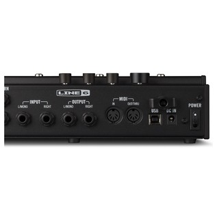 Line 6 Helix HX Compact Multi Effects Processor REAR R