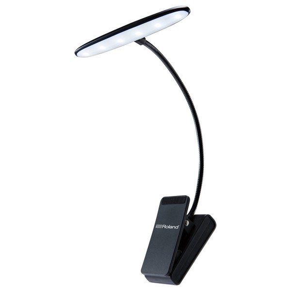 Roland LCL-25C White LED Clip Light, Cool
