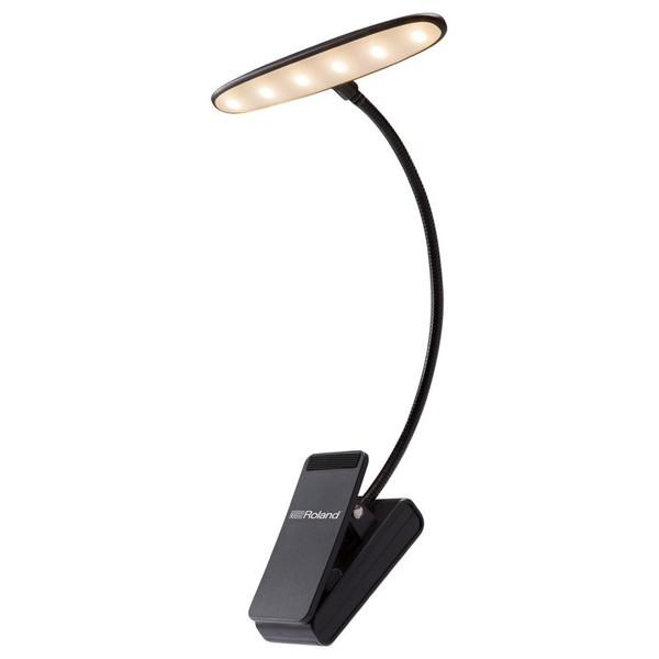 Roland LCL-25W White LED Clip Light, Warm
