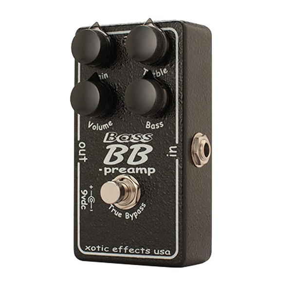 Xotic Effects Bass BB Preamp Overdrive