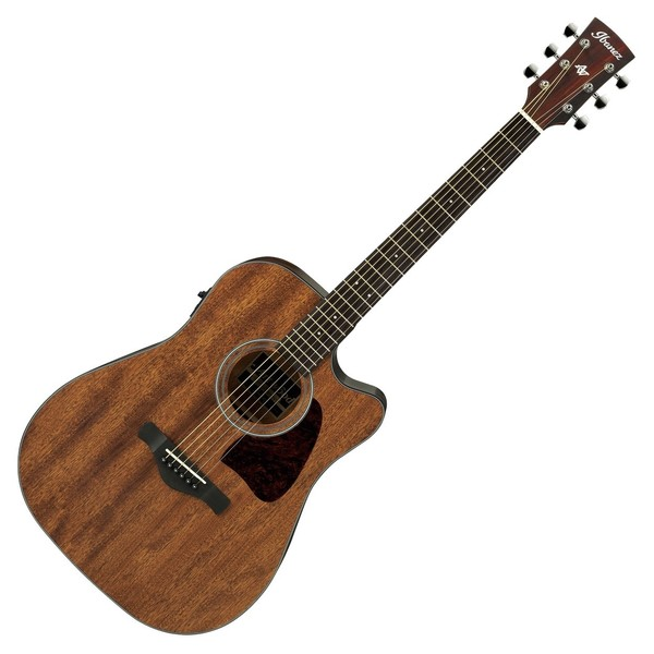 Ibanez AW54CE Artwood, Open-Pore Natural