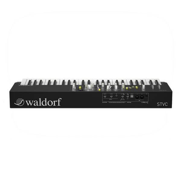 Waldorf STVC String Synthesizer and Vocoder - Back
