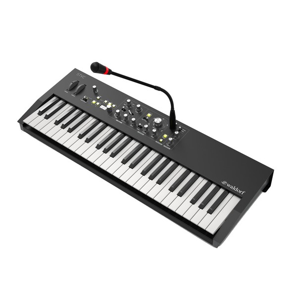Waldorf STVC String Synthesizer and Vocoder - Top Right