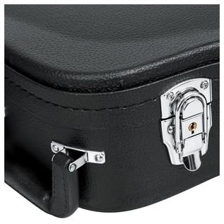 Gator GWE-BASS Economy Bass Guitar Case, Latches