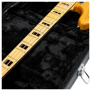 Gator GWE-BASS Economy Bass Guitar Case. Neck Support