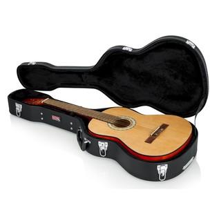 Gator GWE-CLASSIC Economy Classical Acoustic Guitar Case