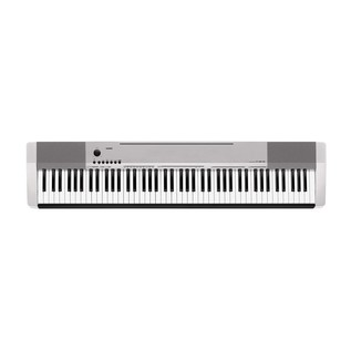 Casio CDP 130 Compact Digital Piano, Silver