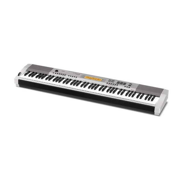 Casio CDP 230R Digital Piano, Silver