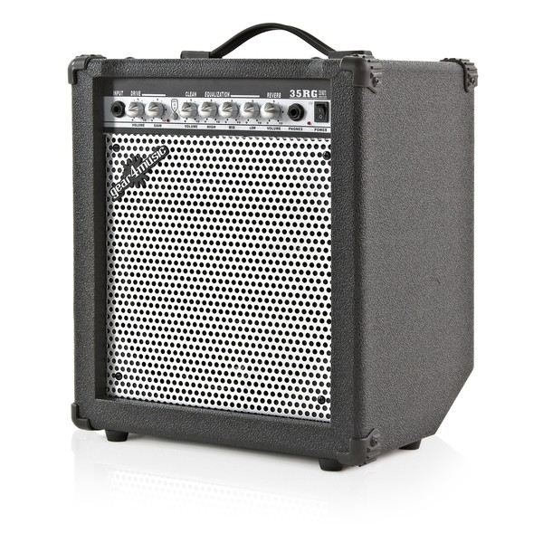 35 Watt Guitar Amp and Accessory Pack