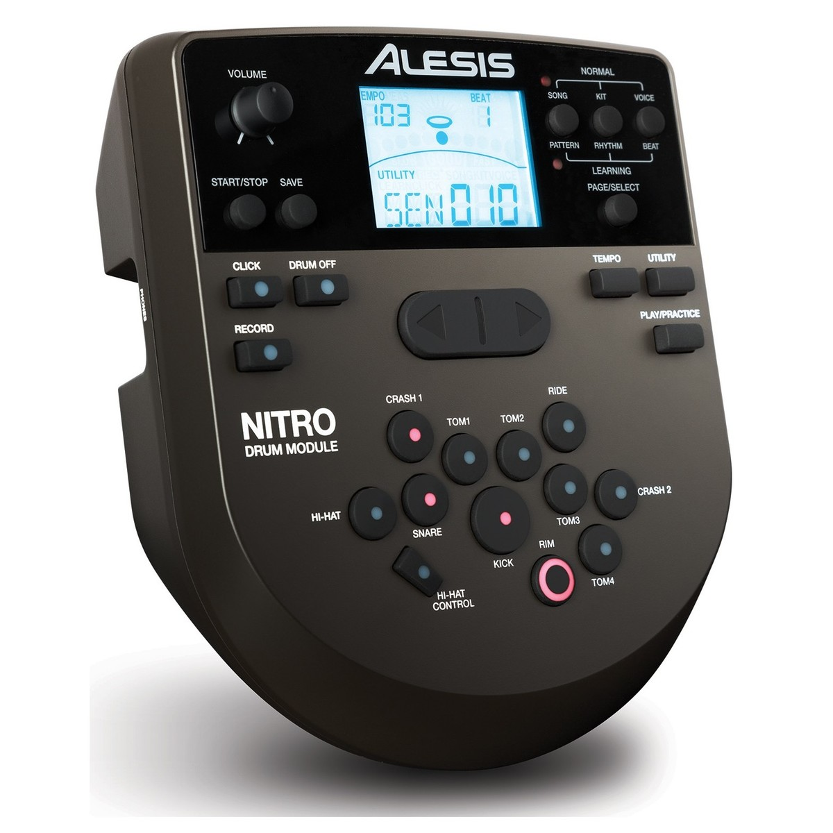 Alesis Nitro 8-Piece Electronic Drum Kit