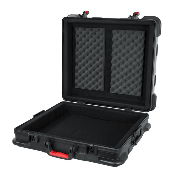 Gator GTSA-MIX192106 ATA-Rated Mixer Case, 19'' x 21'' x 6'' 4
