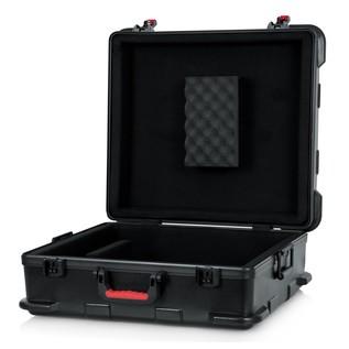 Gator GTSA-MIX192108 ATA-Rated Mixer Case, 19'' x 21'' x 8'' 3