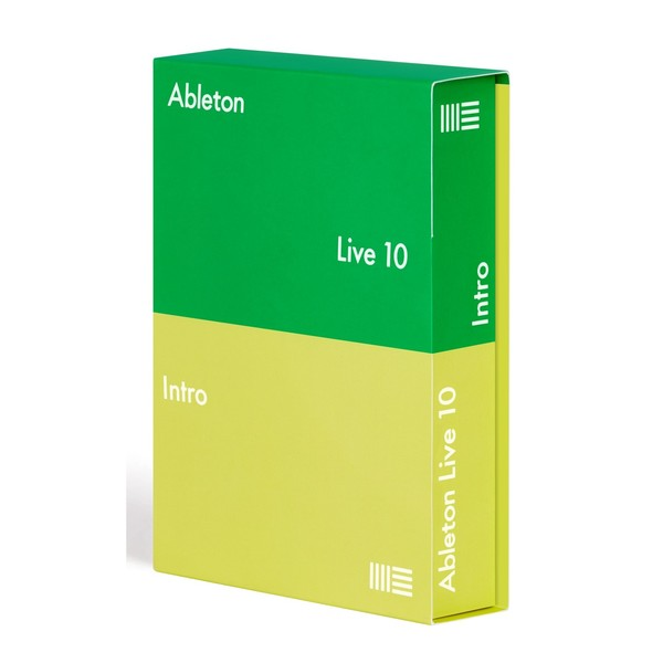 Ableton Live 10 1 Intro