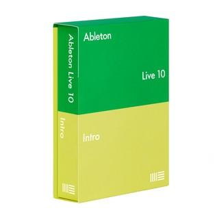 Ableton Live 10 Intro - Main