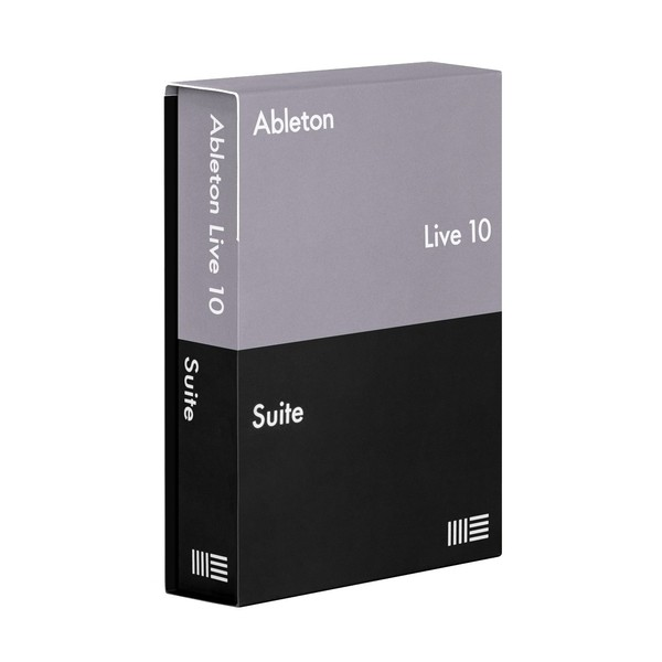 Ableton Live 10 Suite - Main