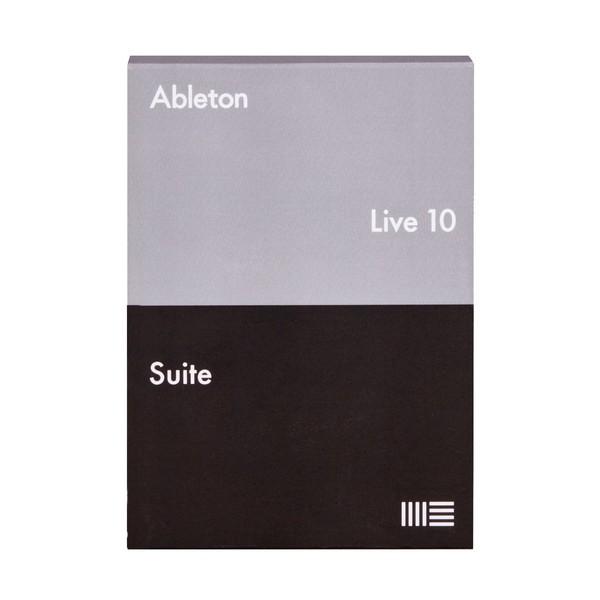 Ableton Live 10 Suite - Box Front