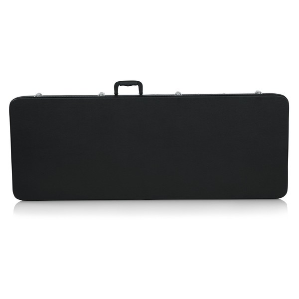 Gator GWE-EXTREME Economy Electric Guitar Case, Front