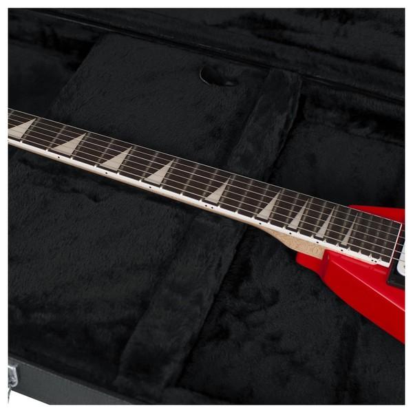 Gator GWE-EXTREME Economy Electric Guitar Case, Interior Close-Up