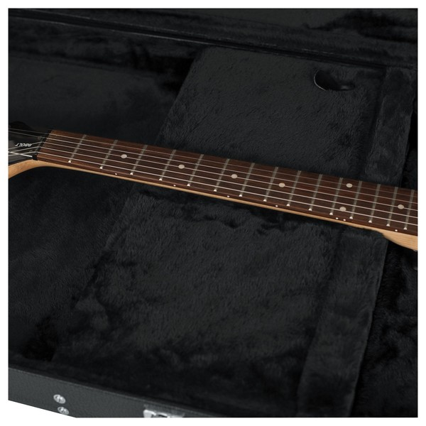 Gator GWE-EXTREME Economy Electric Guitar Case, Neck Support