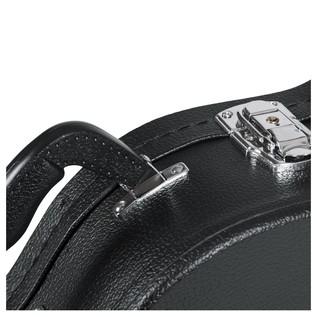 Gator GWE-LPS-BLK Economy Single Cutaway Electric Guitar Case, Latch and Handle