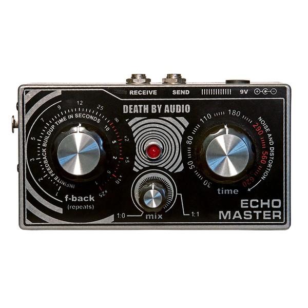 Death By Audio Echo Master Vocal Analog Delay & Preamp