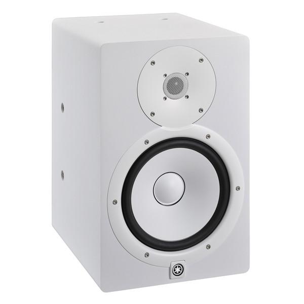 Yamaha HS8I Active Studio Monitor, White